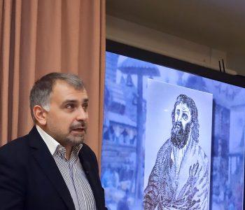 Лекция Армена Апресяна «Другая история искусства»