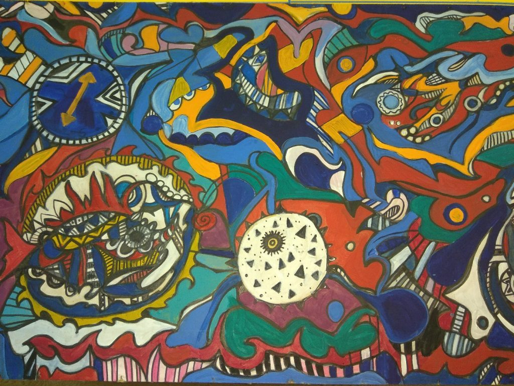 Выставка «Калейдоскоп красок»