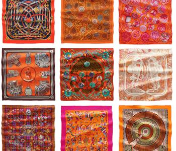 Выставка «Подари мне платок»