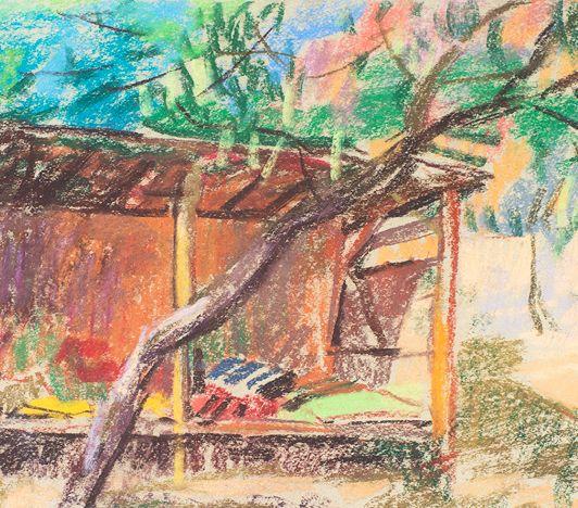 Выставка Евгения Кравченко «Сад, открытый для всех»