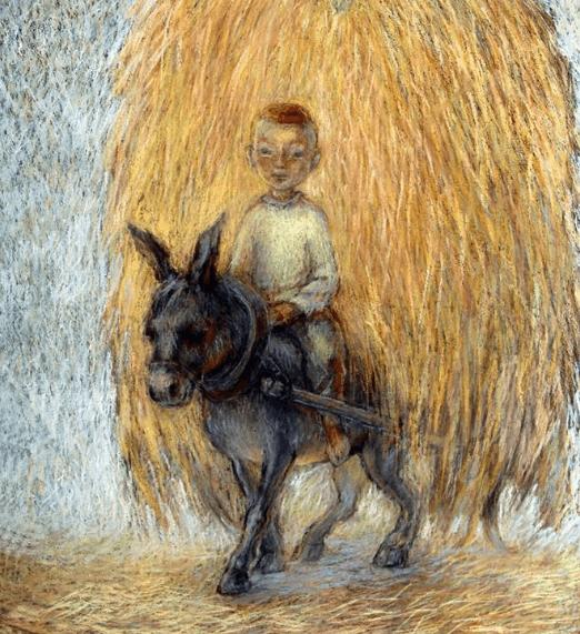 Выставка члена Союза художников РК Айгуль Хакимжановой
