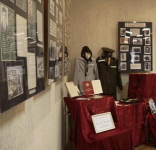 Выставка «Памяти воина»