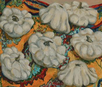 Выставка Фаины Гусейновой «Симфония живописи»
