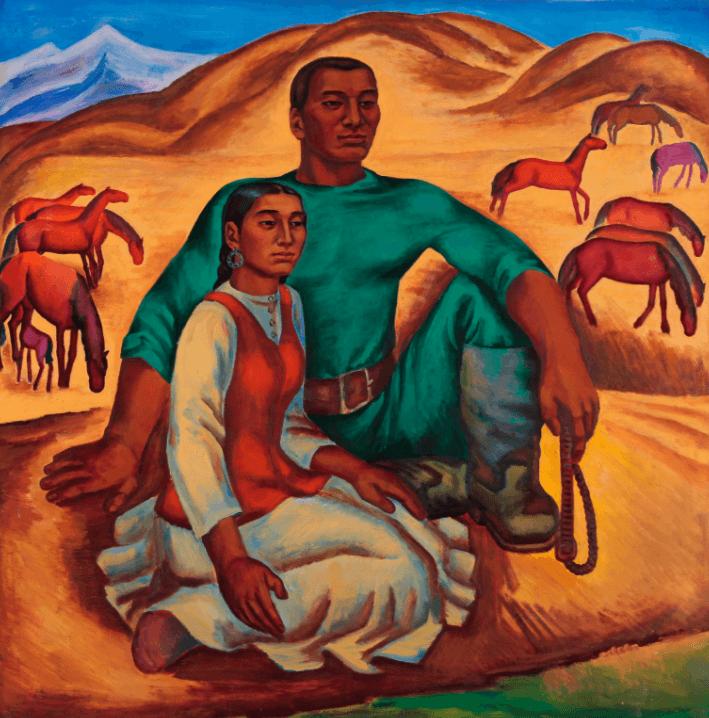 Выставка Салихитдина Айтбаева