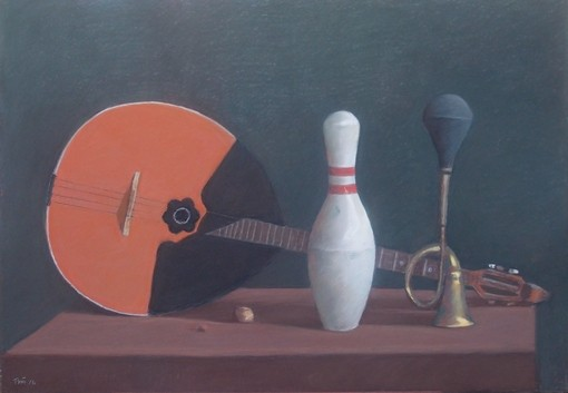 Выставка «Слушая тишину»