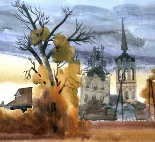 Выставка Заслуженного художника России А. С. Новика