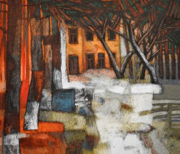 Выставка Бориса Самосюка