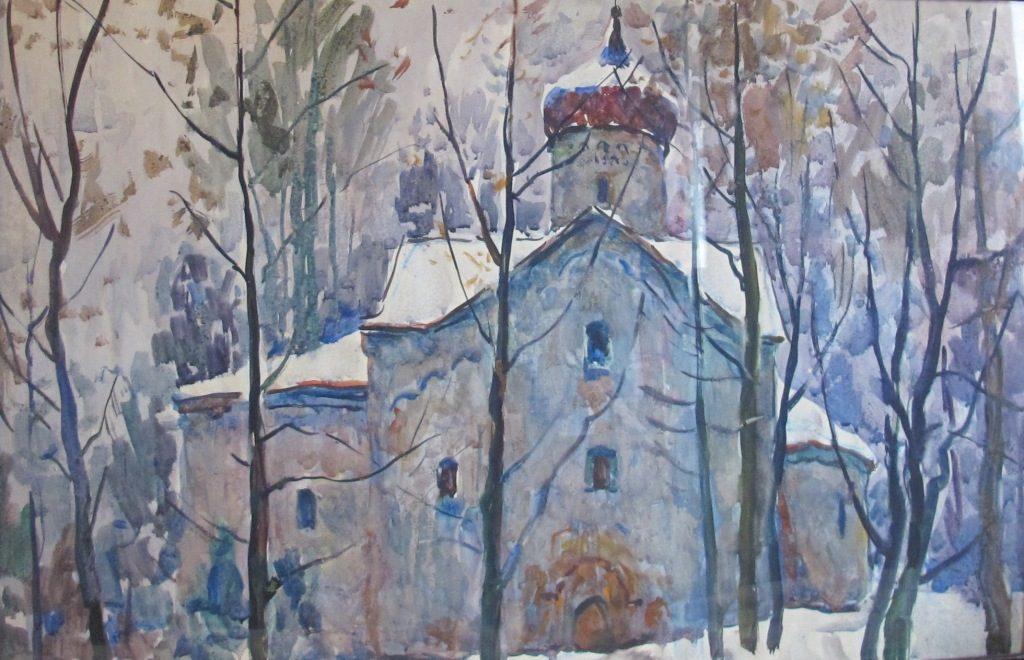 Выставка «Искусство земли новгородской»