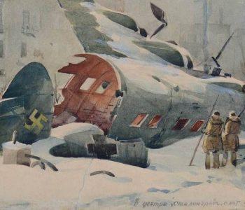 Выставка «Художник на войне»