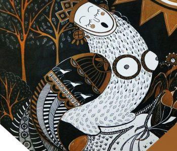 Персональная выставка Натальи Дрилёвой «Заколдованный лес»