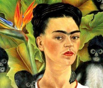 Лекция «Фрида Кало. «Viva la vida!»