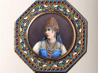 Фотовыставка «Русское ювелирное искусство»
