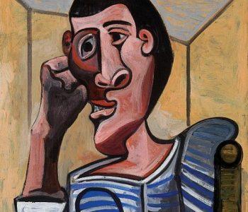 На торги Christie's выставляется шедевр Пабло Пикассо «Моряк» 1943 года.