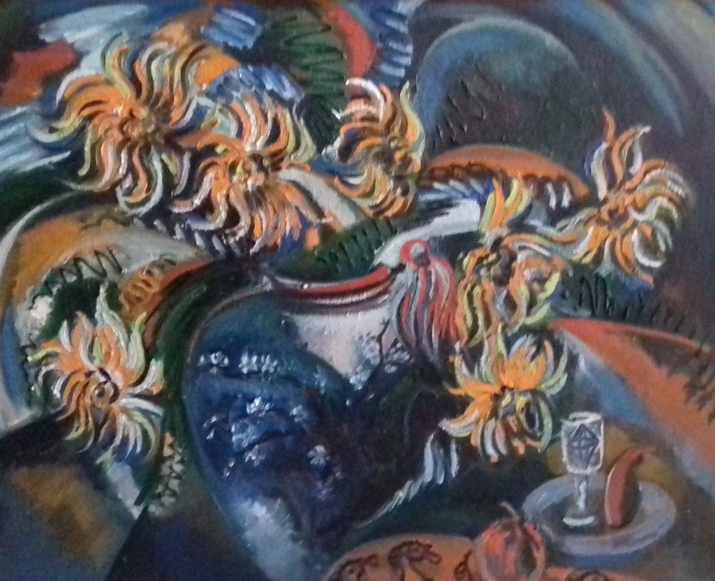Выставка Зейнеп Тусиповой «Поэзия повседневности»