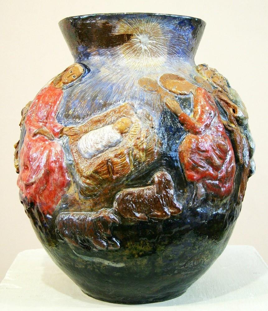 Выставка «Огонь, вода и земля»
