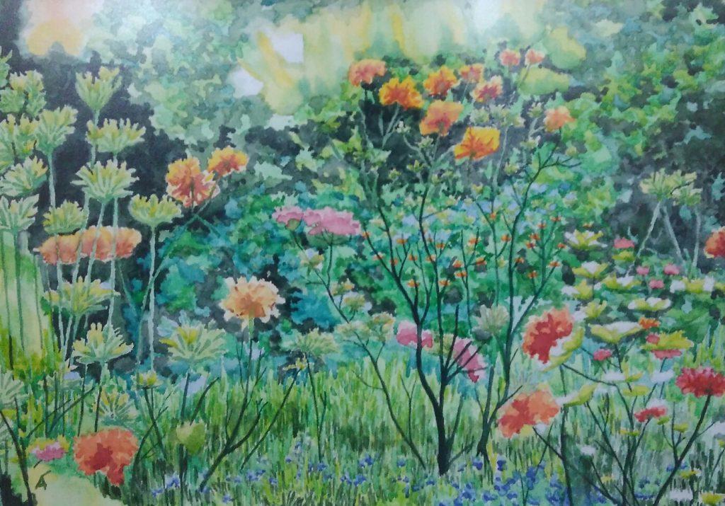 Выставка живописи Анны Кая