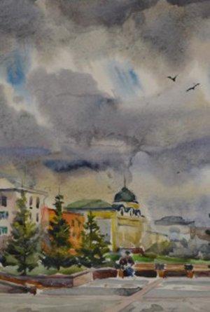 Выставка «Пейзажи Донбасса в акварелях»