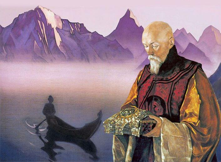 Выставка «Николай Рерих. Живопись»