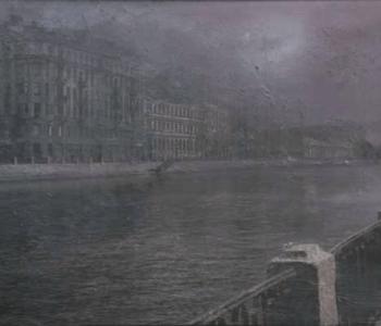 Выставка Юрия Купера «Там некогда гулял и я…»