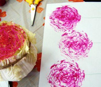 Творческий мастер-класс «Фруктово-овощные фантазии»