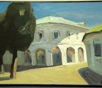 Выставка Владимира Дайбова «Pro живопись»