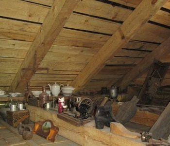 Выставка «Чердачная археология»