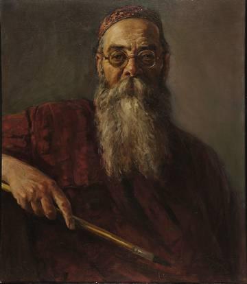 Выставка «Время и человек. Искусство портрета Николая Смолина»
