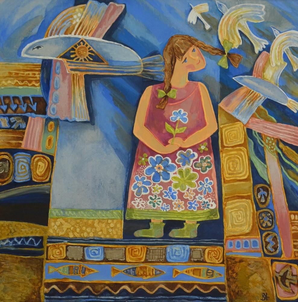 ART-FRESH в Выставочном зале МРМИИ им. С.Д.Эрьзи