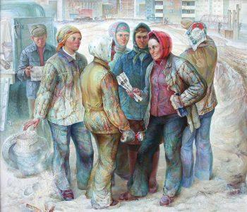 Время и современники Александра Шадрина