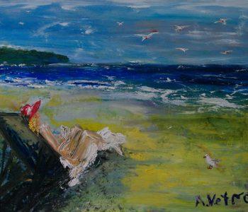 Море в цветах и оттенках