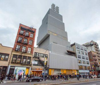 Действуй сначала, думай потом  Как Новый музей в Нью-Йорке сделал современное искусство актуальным