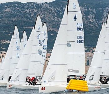 J/70 MONACO SPORTBOATS WINTER SERIES. РОССИЙСКАЯ ARTTUBE – С СЕРЕБРОМ!