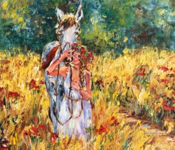 """Выставка Дианы Маливани """"La Joie de Vivre"""" (Радость Бытия) пройдет в Белгороде"""
