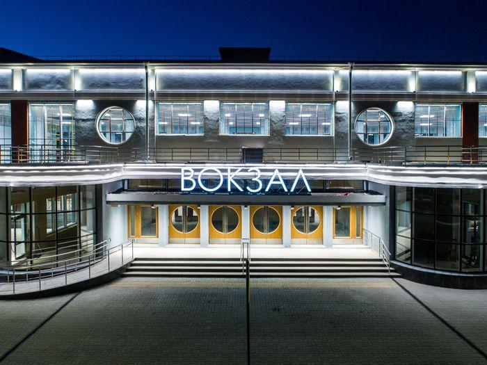 Первая в России арт-резиденция на железнодорожном вокзале откроется в Иванове