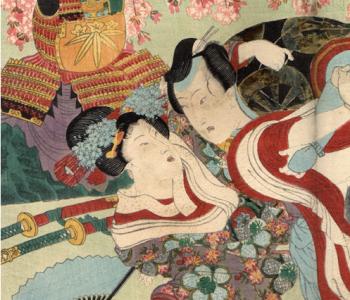 Выставка «Сюнга. Вторая страсть самурая»