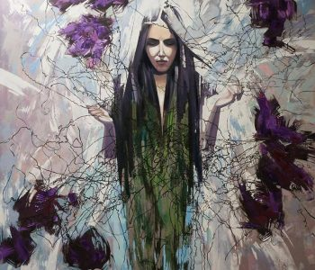 Выставка Анастасии Крайневой «Объем цвета»