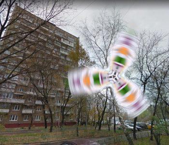 Выставка Андрея Слащилина «Три поворота налево»