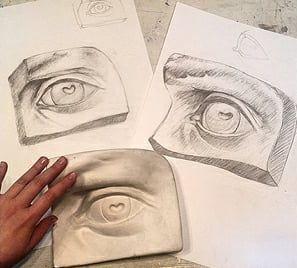 Занятие «Академический рисунок»